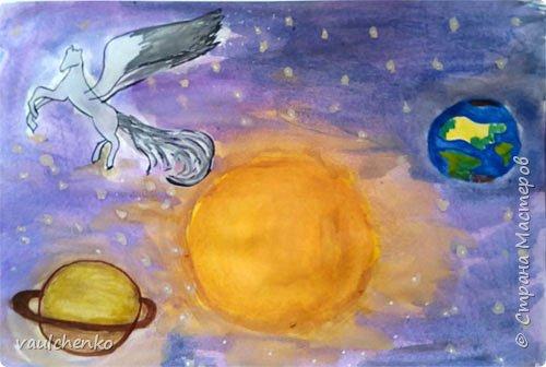 Космическая история от Маши Шарновой: сказочная и таинственная... фото 1