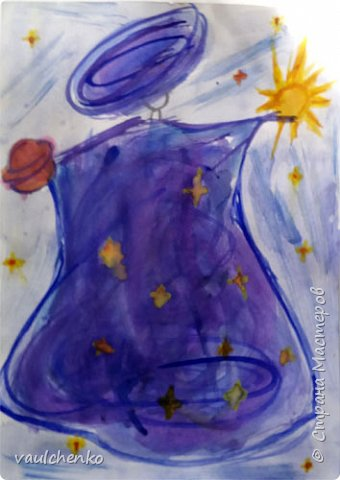 Таинственная волшебница - Галактика... фото 1