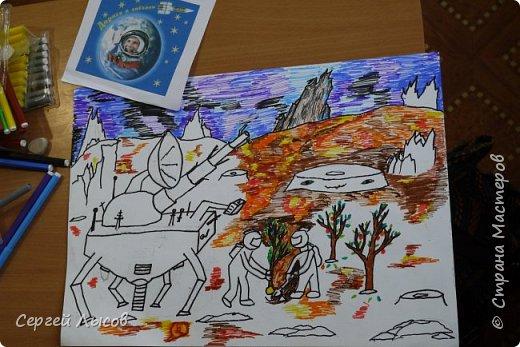Что двигало Гагариным, когда он первым полетел в неизведанное, в космос? Наверное, мечта. Любовь к Родине. Любовь к человечеству. Любопытство.  Думаю, чтобы так много работать, преодолевать жесткие нагрузки, нести ответственность, нужна железная сила воли. И я хочу идти к своей мечте и трудиться, и преодолевать, и рисковать. Чтобы сад на Юпитере цвел. фото 2