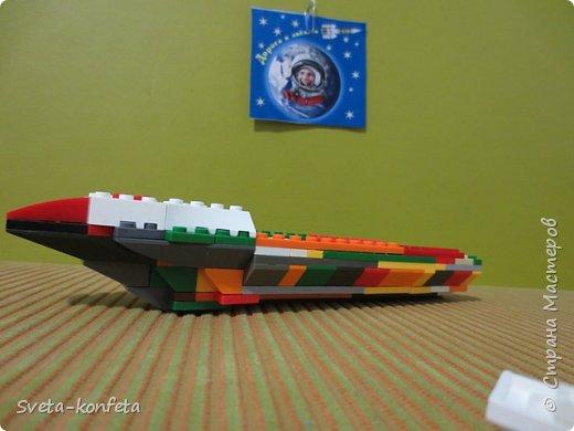 """Космический корабль """"Земля-Марс.3000"""" фото 4"""