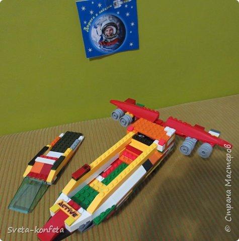 """Космический корабль """"Земля-Марс.3000"""" фото 5"""