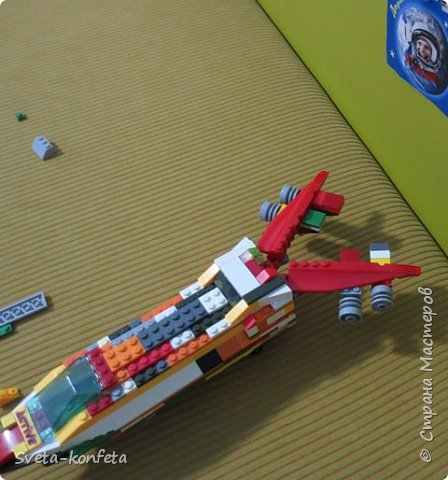 """Космический корабль """"Земля-Марс.3000"""" фото 6"""