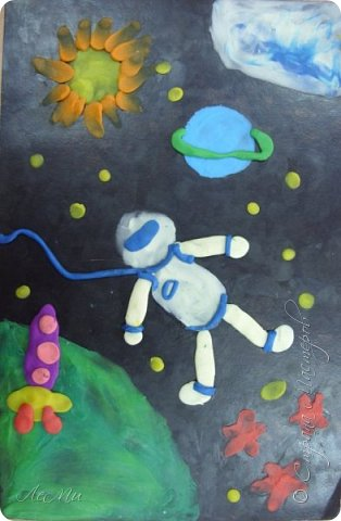 В открытом космосе фото 1
