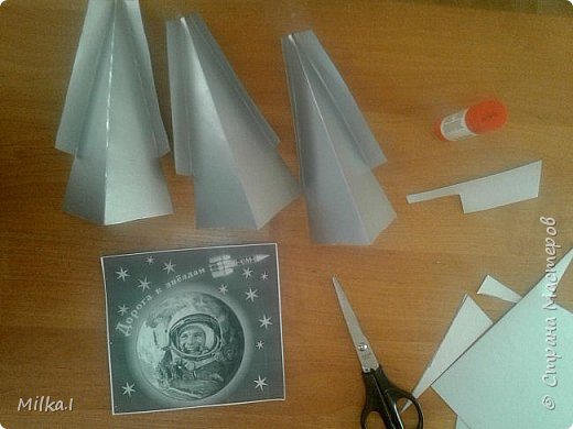 Ретро-Ракета фото 3