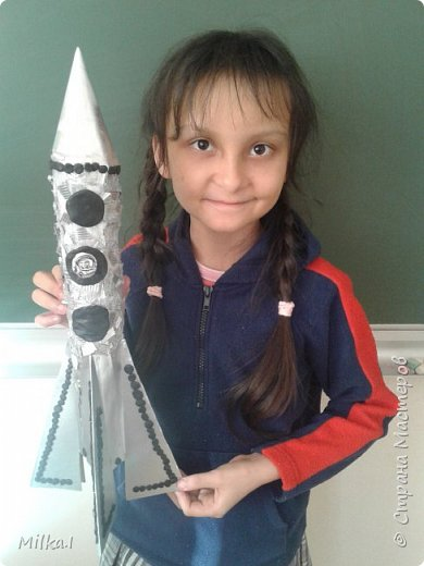 Ретро-Ракета фото 11