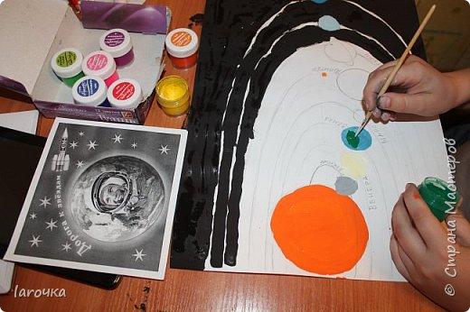 """Данная игра поможет быстрее изучить планеты Солнечной системы.  Итак, перед вами  """"чемоданчик"""" и макеты планет.  фото 12"""