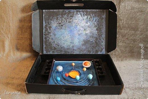 """Данная игра поможет быстрее изучить планеты Солнечной системы.  Итак, перед вами  """"чемоданчик"""" и макеты планет.  фото 3"""