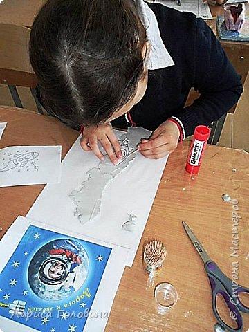 В Музей космонавтики Камила решила поместить брелок для ключей в виде ракеты. фото 3