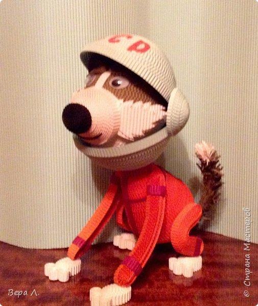 Я - собака-космонавт Стрелка. фото 7