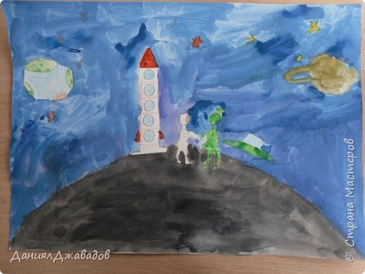 Космические приключения фото 1