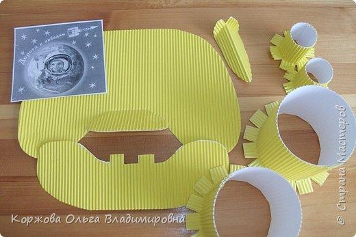 Листая подшивку детских журналов, захотелось сделать эту маску. Сейчас она кажется забавной.  А ведь  55 лет пролетели как один день. фото 7