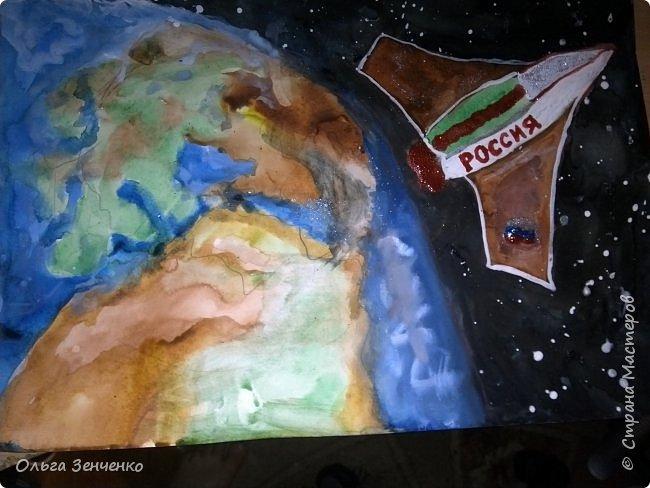 """Космический пассажирский корабль """"Россия"""" фото 1"""