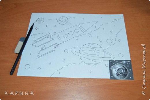 Выход в космос  фото 3