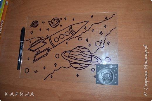 Выход в космос  фото 4