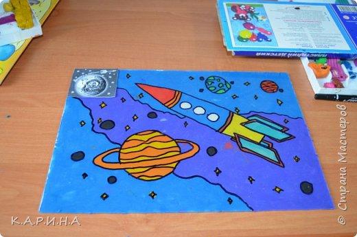 Выход в космос  фото 8