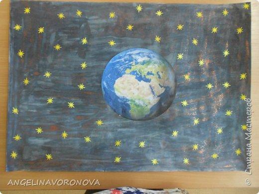 Земля в космосе. фото 6