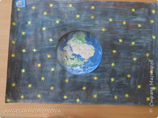 Земля в космосе. фото 1