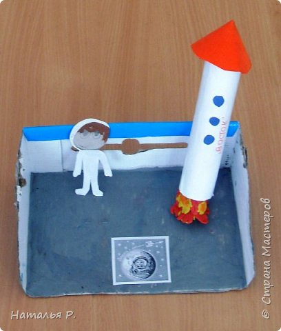 "Космонавт на корабле ""Восток"" обнаружил обжитую планету. фото 3"