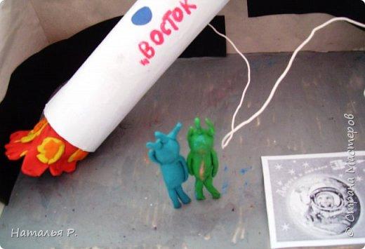 "Космонавт на корабле ""Восток"" обнаружил обжитую планету. фото 6"