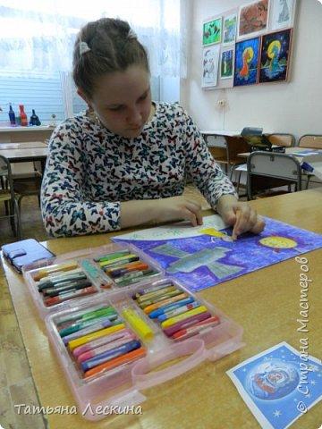 Ульяна занимается в студии первый год, но уже успела принять участие в нескольких конкурсах, в некоторых из них получила призовые места. фото 2