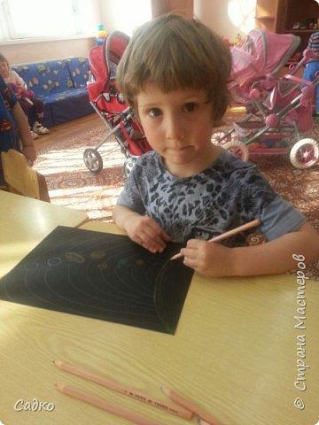 Здравствуйте, уважаемые жители Страны Мастеров! Принимайте работу моего воспитанника, которому исполнилось 3 года.  фото 2
