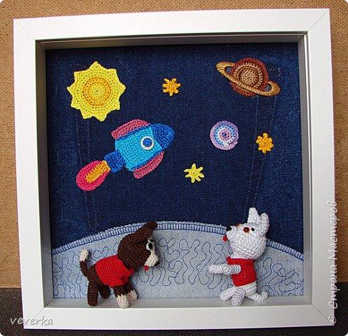 Мечты о полете в космос фото 1