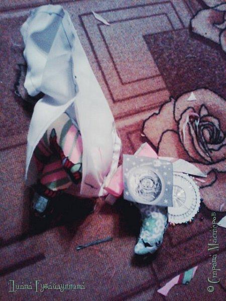Сделала подушку-ракету,она такая мягкая,с ней приятно спать.Делать её легко. фото 7