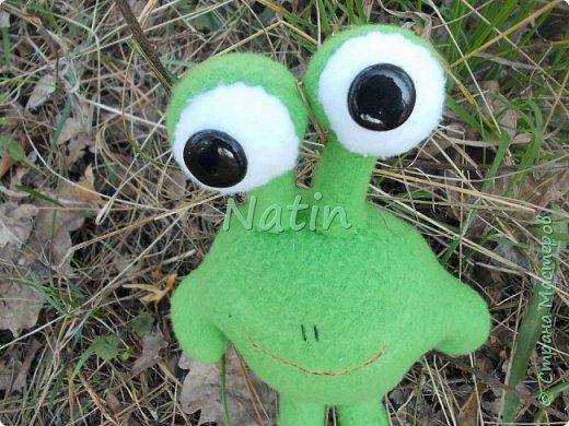 По мнению Лизы именно так должны выглядеть инопланетяне... фото 4