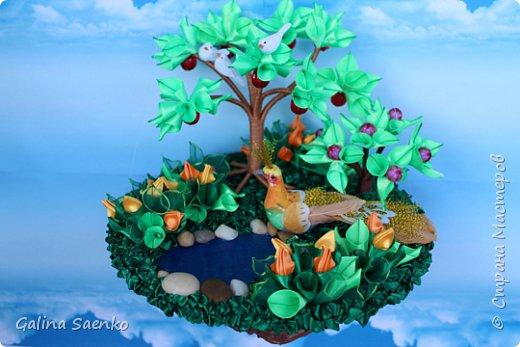 Существует ли рай? У каждого свое представление рая, у кого на Земле, у кого в небесах, а у меня в летающих островах. фото 7