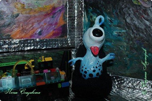 Где-то далеко-далеко-далеко в космосе живут два дружных и весёлых инопланетяшки. Знакомьтесь, это ГЛУНДА и РЕССИ. фото 12