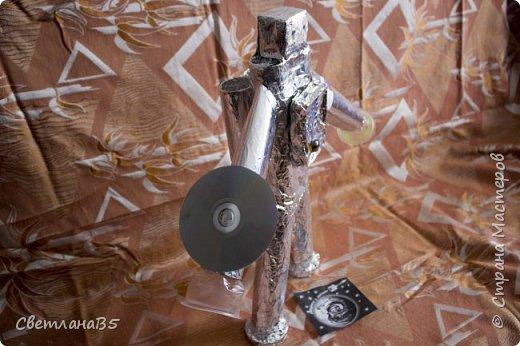Космический мусоросборщик фото 2