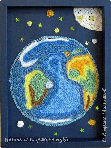 Земля из космоса фото 1