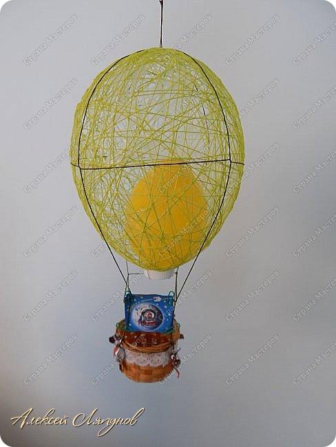 Воздушный шар путешественника  фото 2