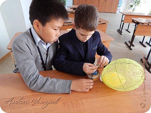 Воздушный шар путешественника  фото 3