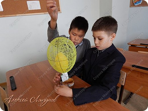 Воздушный шар путешественника  фото 4