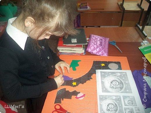 Сегодня закончена грандиозная работа! Две недели Полина трудилась над панно. фото 4