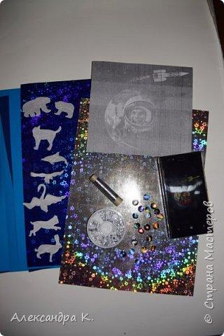 На крышке коробочки изобразила 12 созвездий зодиака, созвездия Большой и Малой Медведицы.  фото 3