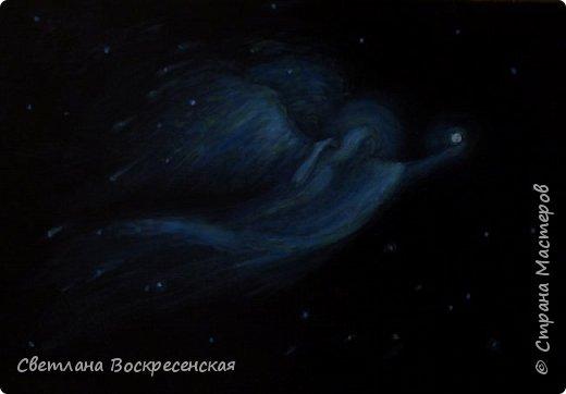 """Портрет"" туманности в созвездии Цефея. фото 1"