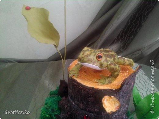 Как только увидела объявление о конкурсе, сразу возникла мысль сделать именно жабу. Да, да, самую что ни на есть обыкновенную камышовую жабу. Всяких мимишных пушистиков на конкурсе будет хватать. И прекрасных бабочек, и сильных тигров и милых тушканчиков. А вот жаба?  Разве нужно ее охранять?    Знакомьтесь - камышовая жаба. Исчезающий вид. Охраняется Бернской Конвенцией (приложение II). Вид занесён в Красные книги России, Беларуси, Латвии, Литвы, Украины и Эстонии. фото 2