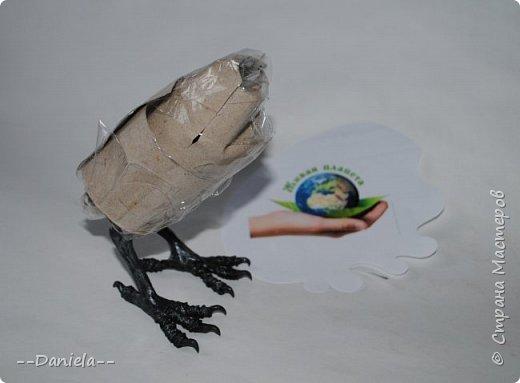 Небольшая простенькая птичка на конкурс:) фото 2
