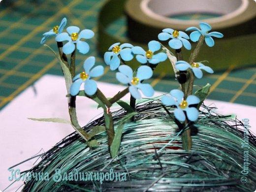 Их видимо-невидимо, Не сосчитаешь их! И кто их только выдумал — Весёлых, голубых? Должно быть, оторвали От неба лоскуток, Чуть-чуть поколдовали И сделали цветок. Автор: Е.Серова фото 18