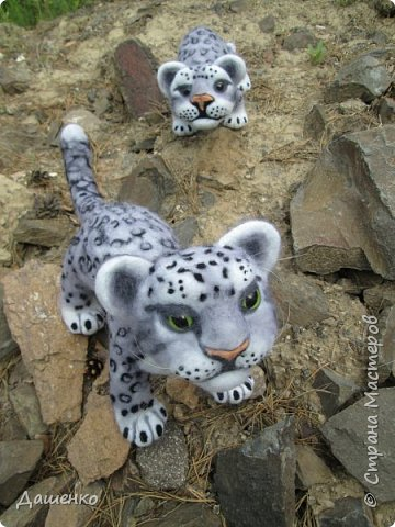 Рассказать хочу вам, всем,  О самой красивой кошке на свете!  Ирбис – кошка снежная,  Учёными мало известная.  Живёт высоко в горах,  Устраивает логово в камнях.  Кошка-ирбис – заботливая мама,  За детьми следит неустанно.  Днём катается с ними с горки,  Ночью их укрывает хвостом в норке.  Не путайте с леопардом и рысью:  У рыси на ушках есть тёмные кисти,  У леопарда цвет шерсти другой,  Снежный барс – совсем не такой!  Шерсть у него длинная, пушистая,  Как ни у одного из хищников.  Цвет шерсти – светло-серый,  По нему чёрные пятна рассеяны.  Лапы массивные, широкие.  Ушки закруглённые, короткие.  Ирбис – барс снежный,  Кстати, довольно-таки любезный.  Если человек ему зла не желает –  На людей он никогда не нападает!  Барс снежный занесён в Красную книгу,  Потому что совсем исчезает из виду.  В России барсов осталось штук двести,  Давайте поможем этим животным вместе.   Автор: Данил Костин, ученик 2 класса  средней школы посёлка Локня Псковской области.      фото 10