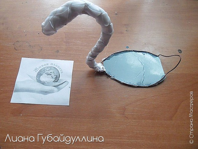 Белый лебедь-шипун  фото 4