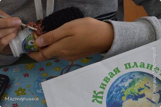 Продолжаю показывать работы моих девочек. На этот раз, будем знакомится с муравьём Долиходерус сибирский. При создании работы читали и смотрели только Красную книгу Алтая. фото 4