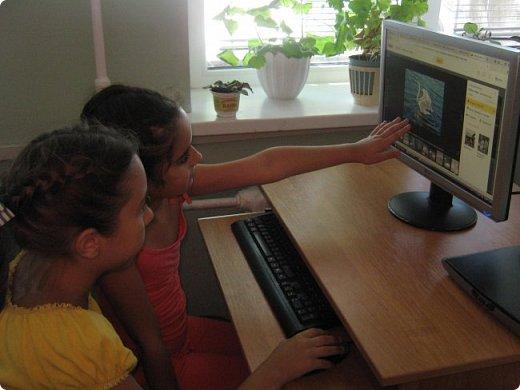 В пришкольный лагерь «Малышок» мы пришли, Друзей и подруг быстро нашли. Наталья Геннадьевна нам сообщила, Что «Страна Мастеров» новый конкурс   открыла «Живая природа».  фото 4