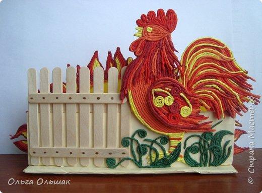 На  новогоднем  столе  такая салфетница будет и украшением, и необходимой вещью. фото 17