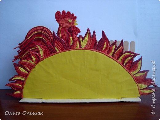 На  новогоднем  столе  такая салфетница будет и украшением, и необходимой вещью. фото 16