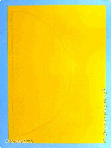 Петушок из бумаги.Мастер класс с пошаговым фото. фото 4