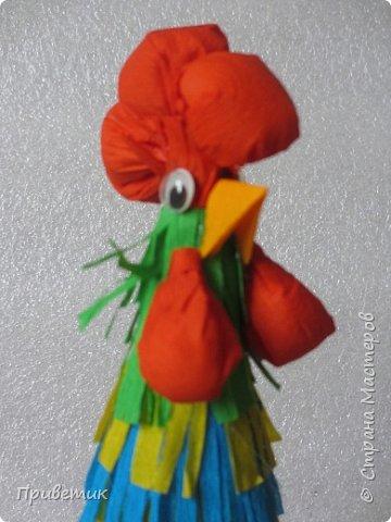 Ку-ка-ре-ку!!!  На столе на новогоднем прячу главный атрибут Угадайте-ка, хозяйки, что во мне гости найдут:)  фото 15
