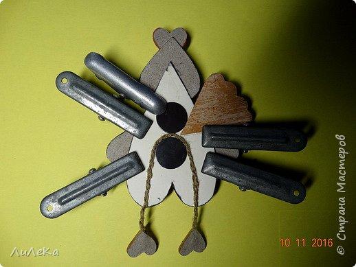 Предлагаю вам сделать ещё одного петушка - берестяного, с пижемской росписью.  фото 10